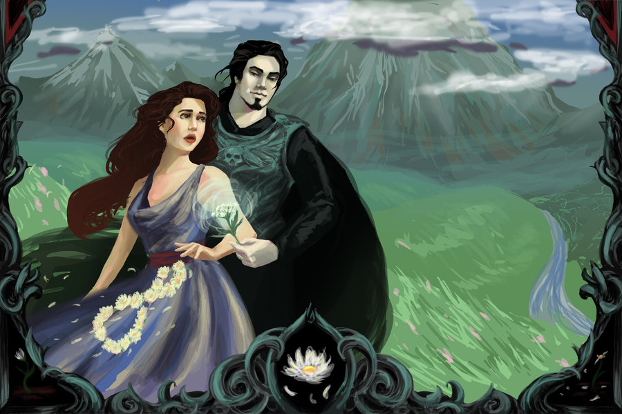 demeter and persephone hades relationship